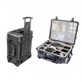 PELI 1560 TROLLEY CON FOAM