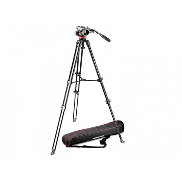 MANFROTTO MVK502AM KIT TRIPODE VIDEO