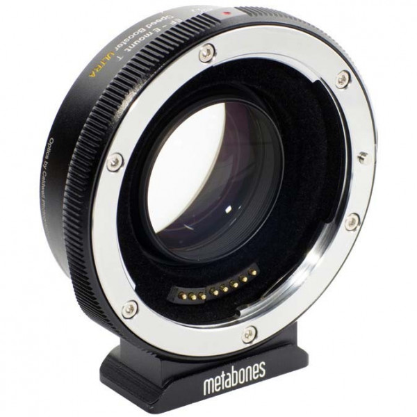CANON EF LENS TO SONY E MOUNT T Speed Booster ULTRA 0.71x
