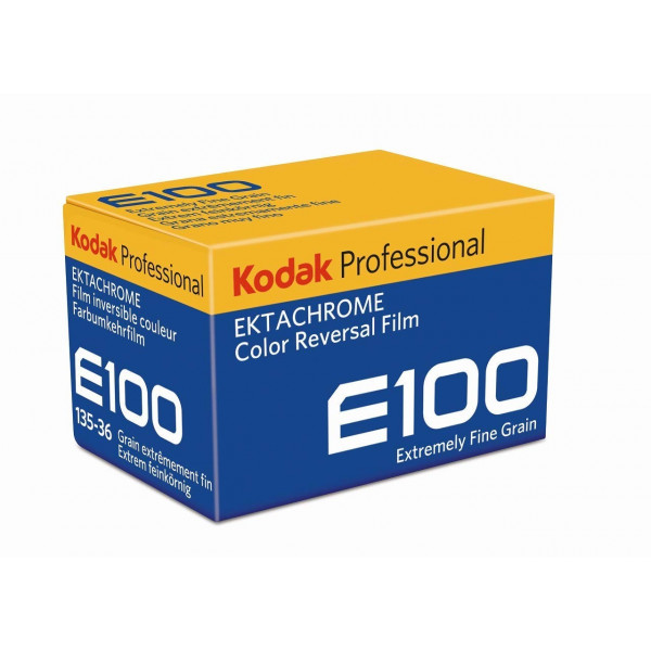 Kodak Ektachrome E100G  135–36 DIAPOSITIVAS