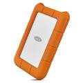 Lacie Rugged Mini - Disco Duro 1 TB USB-C + USB 3.0