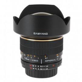 SAMYANG14mm f/2.8 IF ED UMC Aspherical