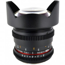 SAMYANG VDSLR 14 mm T3.1 ED AS IF MFT